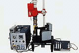流水検知機のテスト装置