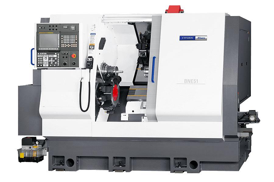 主軸台固定形CNC自動旋盤 Miyano BNE-42S6
